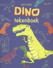 Andrew  Pinder Het leuke Dino tekenboek