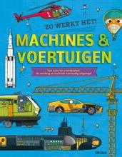 John  Farndon Zo werkt het! Machines & voertuigen