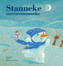 Guido Van Genechten Stanneke sneeuwmanneke