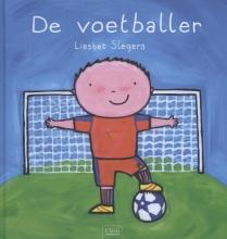 Slegers, Liesbet De voetballer