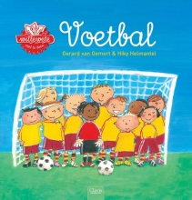 Gerard van Gemert Willewete. Voetbal