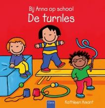Kathleen  Amant Bij Anna op school