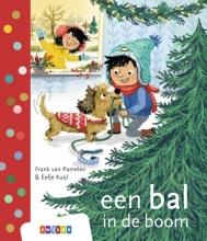 Frank van Pamelen , een bal in de boom
