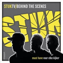 Cedric van der Ploeg, Jolijn  Swager StukTV Behind the scenes