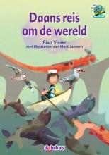 Rian Visser , Daans reis om de wereld