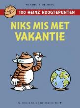 Jong, de / Windig, Rene Niks mis met vakantie 5 ex.