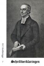 H.F.  Kohlbrügge Schriftverklaringen 7