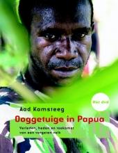 Aad Kamsteeg , Ooggetuige in Papua