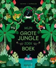 Josef  Antòn Mijn grote Junglezoekboek