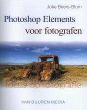 Joke Beers-Blom , Photoshop elements voor fotografen
