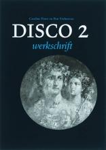P. Verhoeven Caroline Fisser, Disco 2 Werkschrift