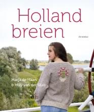 Marja de Haan, Hilly van der Sluis Holland breien