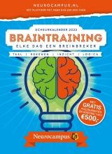 Robert Bolhuis , Neurocampus Braintraining Scheurkalender 2022