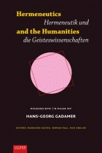 , Hermeneutics and the Humanities Hermeneutik und Geisteswissenschaften