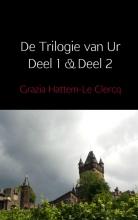 Grazia Hattem-Le Clercq , De Trilogie van Ur Deel 1 & Deel 2