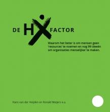 Hans  Van der Heijden, Ronald  Meijers De HX factor