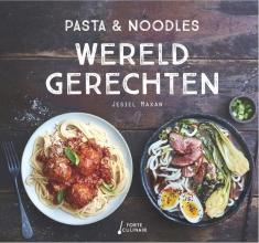 Jesiel Maxan , Pasta & Noodles