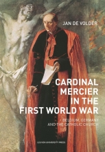 Jan De Volder , Cardinal Mercier in the First World War