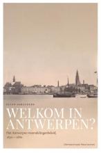 Ellen Debackere , Welkom in Antwerpen?