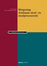 R. Bonnevalle-Kok G. Pesselse, Wetgeving Arubaans straf- en strafprocesrecht
