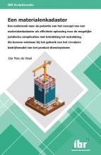 I.M. de Waal , Een materialenkadaster