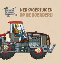 David West , Werkvoertuigen op de boerderij