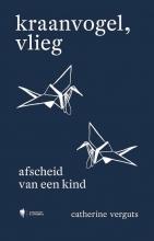 Catherine Verguts , Kraanvogel, vlieg