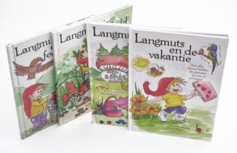 Josina Intrabartolo Langmuts-reeks