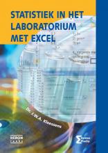J.W.A. Klaessens , Statistiek in het laboratorium met Excel