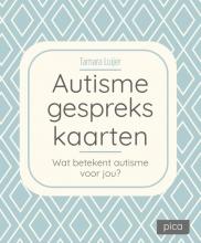 Tamara Luijer , Autisme Gesprekskaarten