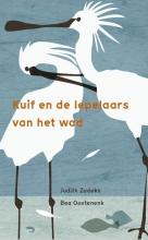Judith Zadoks , Kuif en de lepelaars van het wad