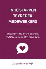 Jacqueline van Wijk , In 10 stappen tevreden medewerkers