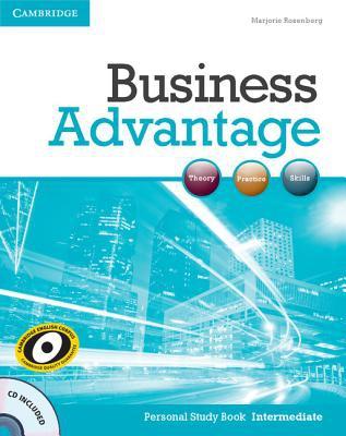 Rosenberg, Marjorie,Business Advantage Intermediate Personal Study Book with Audio CD