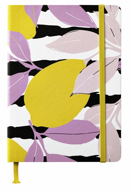 ,Notitieboek Greenline Lemons 160x220mm