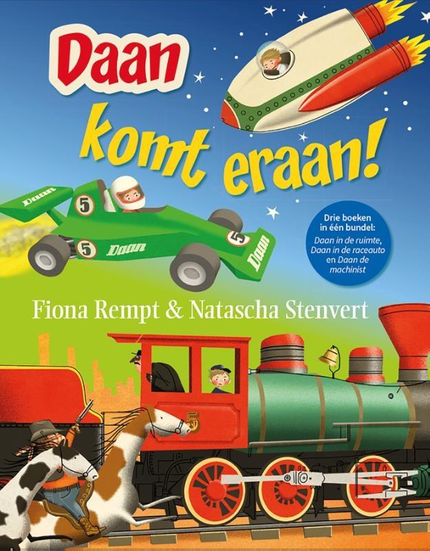 Fiona Rempt, Natascha Stenvert,Daan komt eraan!