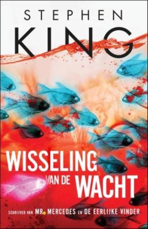 Stephen King,Wisseling van de wacht