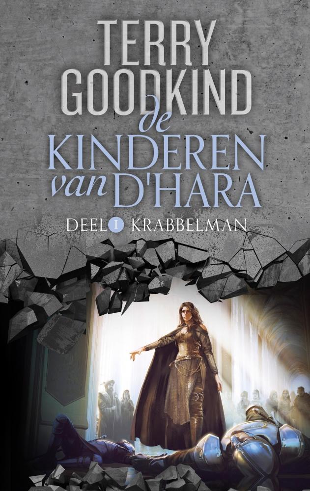 Terry Goodkind,Krabbelman