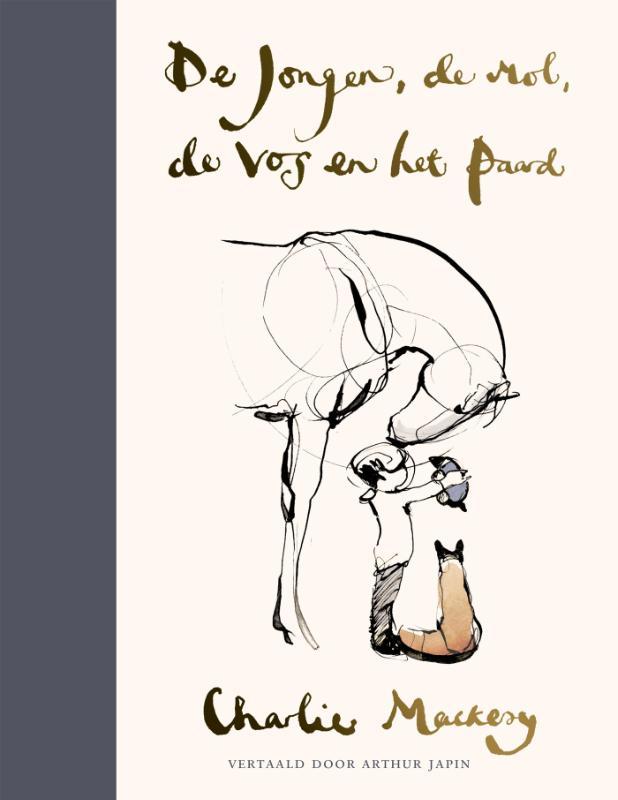 Charlie Mackesy,De jongen, de mol, de vos en het paard