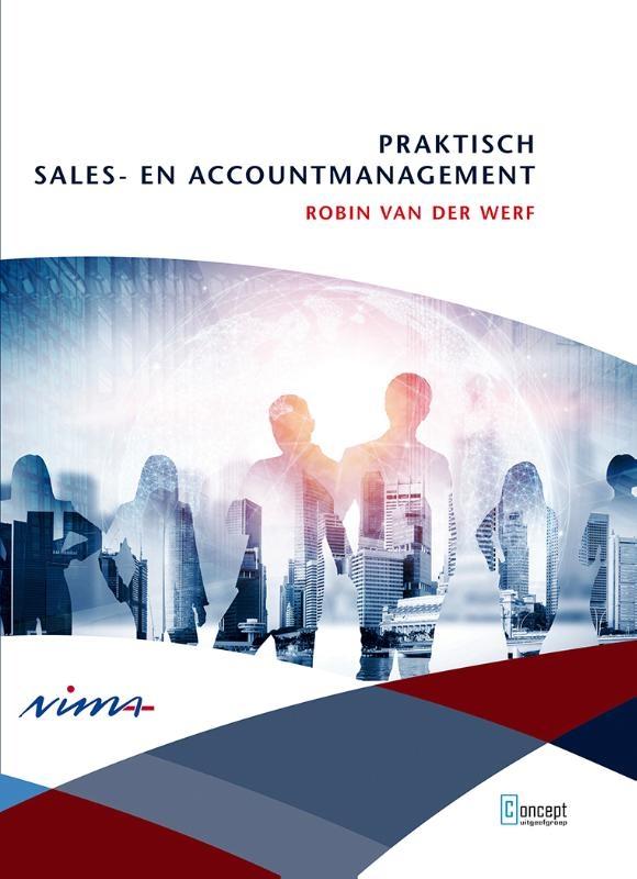 Robin van der Werf,Praktisch sales- en accountmanagement