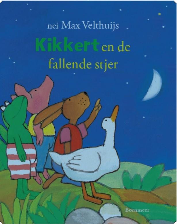 Max Velthuijs,Kikkert en de fallende stjer