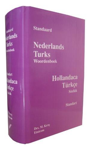 M. Kiris,Standaard Nederlands - Turks Woordenboek