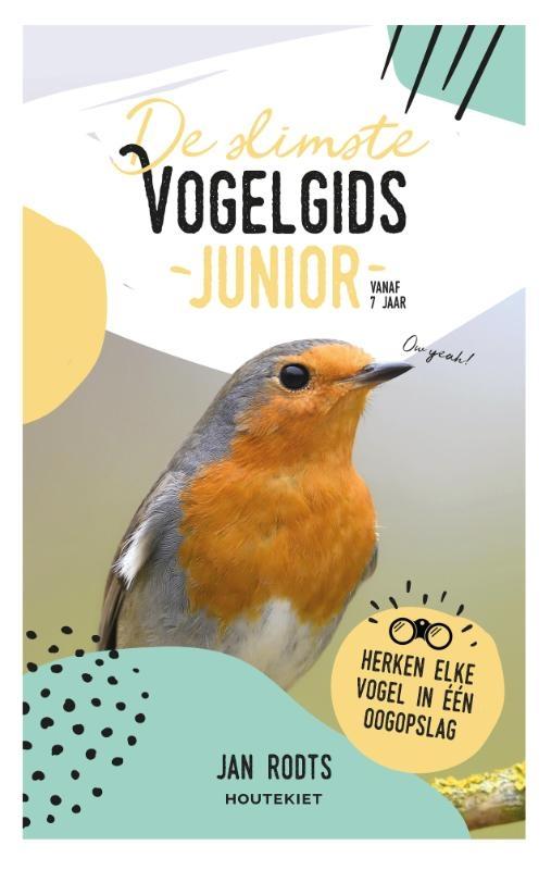 Jan Rodts,De slimste vogelgids Junior
