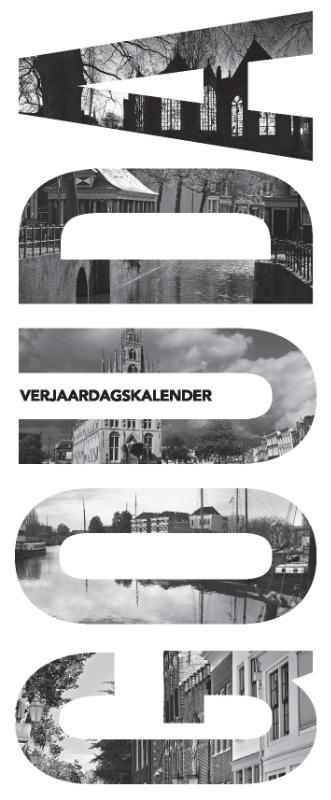 Jeroen Bakker,Verjaardagskalender Gouda