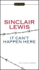 <b>Lewis, Sinclair</b>,It Can`t Happen Here