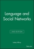 Milroy, Lesley,Language and Social Networks