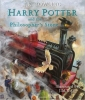<b>J. Rowling &amp; J.  Kay</b>,Harry Potter and the Philosopher's Stone (illustrated)
