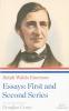 Emerson, Ralph Waldo,Ralph Waldo Emerson