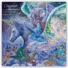 Inc Browntrout Publishers,Celestial Journeys by Josephine Wall - Wall Calendar 2019 (Art Calendar)