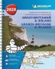,<b>*ATLAS MICHELIN GROOT BRITTANNIE & IERLAND 2020</b>
