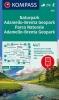 ,Naturpark Adamello-Brenta Geopark, Parco Naturale Adamello-Brenta Geopark 1:40 000